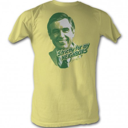 Mister Rogers For My Neighor T-Shirt