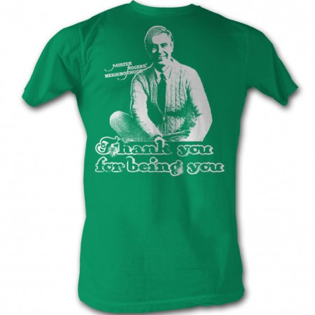 Mister Rogers You'Re You T-Shirt