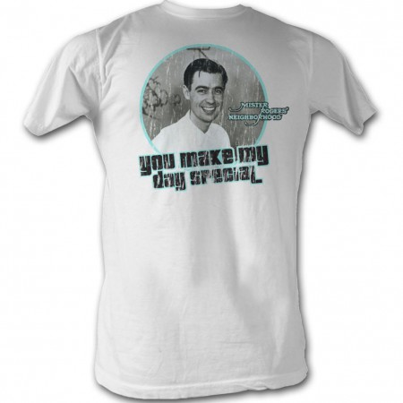 Mister Rogers Special Day T-Shirt