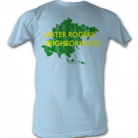 Mister Rogers My Hood3 T-Shirt