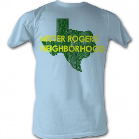 Mister Rogers My Hood5 T-Shirt