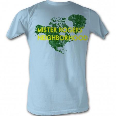 Mister Rogers My Hood6 T-Shirt