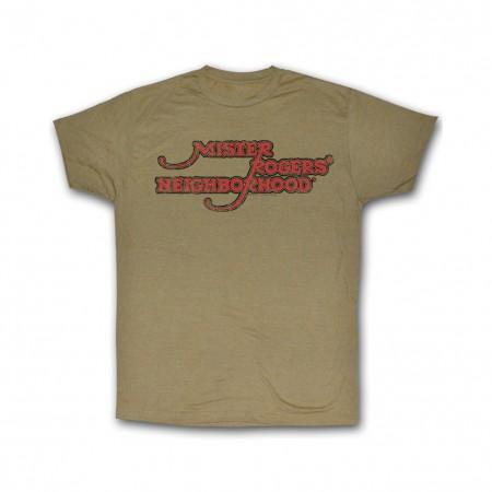 Mister Rogers Neighborhood T-Shirt
