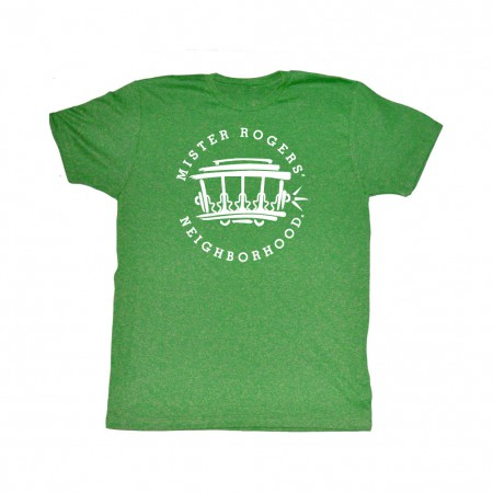 Mister Rogers Ride This Trolly T-Shirt