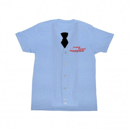 Mister Rogers I Am Rogers T-Shirt