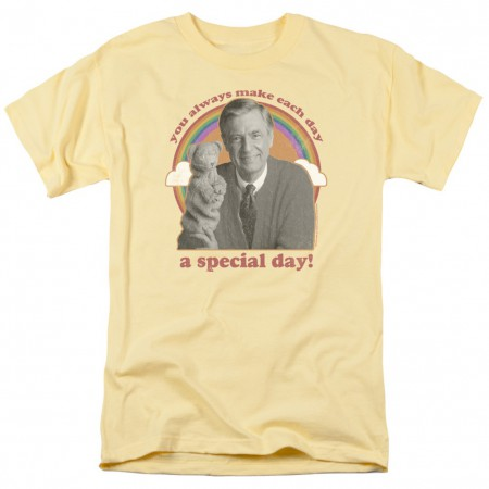 Mister Rogers Neighborhood Special Day Tshirt