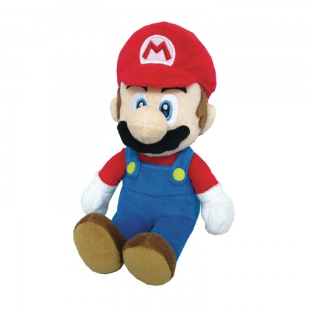 Super Mario Bros 10 Inch Plush Toy