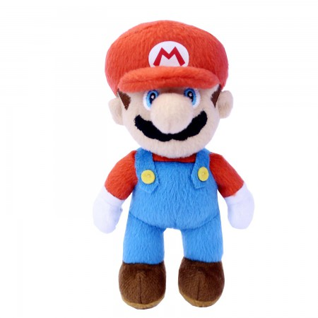 Super Mario Plush Character Backpack
