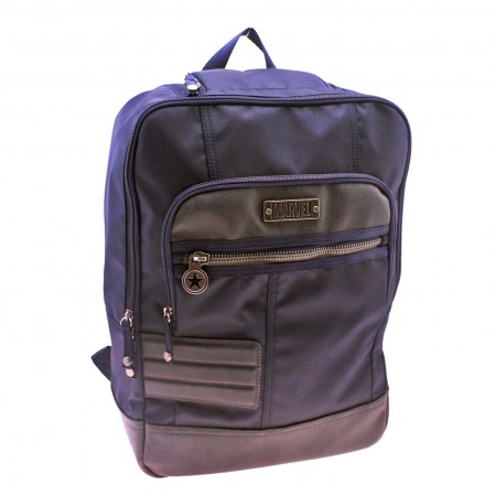Captain America Purple Backpack