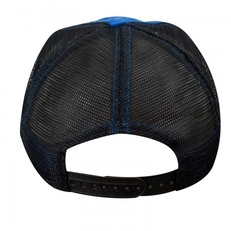 Miller Lite Mesh Tattered Hat