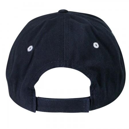 Miller Lite Circle Logo Navy Blue Men's Hat