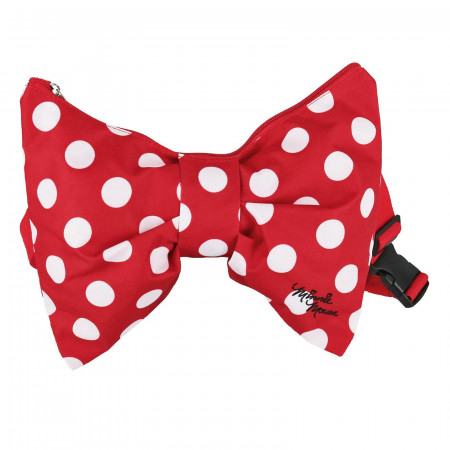 Minnie Mouse Classic Bow Fanny Pack