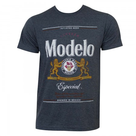 Modelo Especial Men's Grey T-Shirt