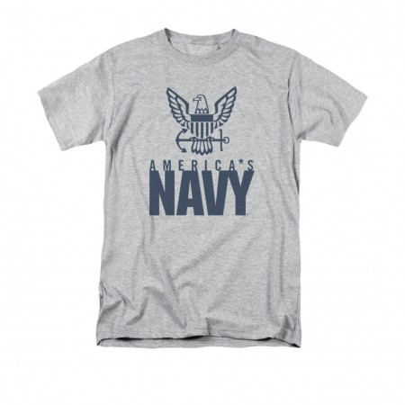 US Navy America's Gray T-Shirt
