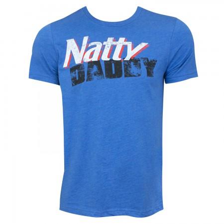 Natural Light Natty Daddy Blue Tee Shirt