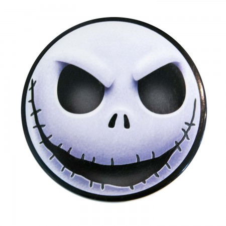 Nightmare Before Christmas White Jack Magnet