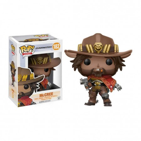Funko Pop Vinyl Overwatch McCree Figure