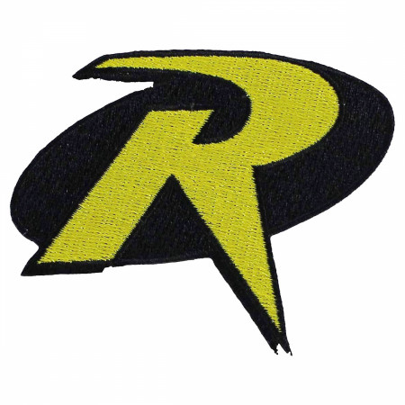 Robin Logo Patch