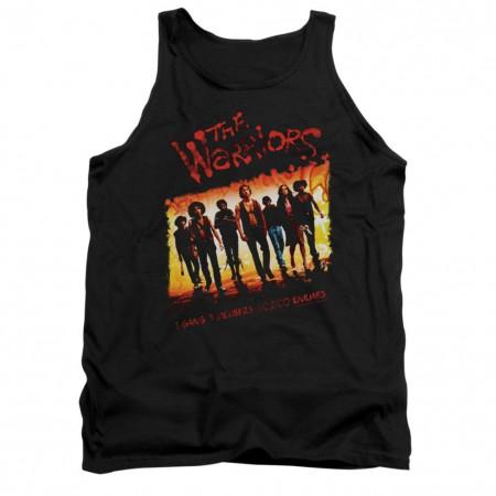 The Warriors One Gang Black Tank Top