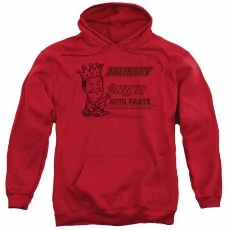 Tommy Boy Zalinsky Auto Red Pullover Hoodie