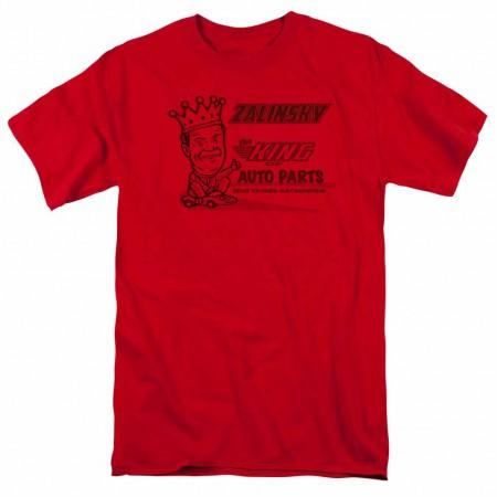 Tommy Boy Zalinsky Auto Red T-Shirt