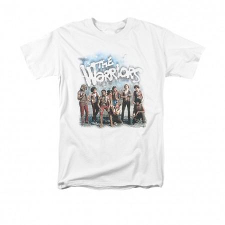 The Warriors Amusement White T-Shirt