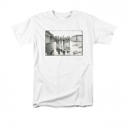 The Warriors Rolling Deep White T-Shirt