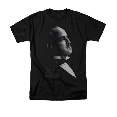 The Godfather Graphic Vito Black T-Shirt