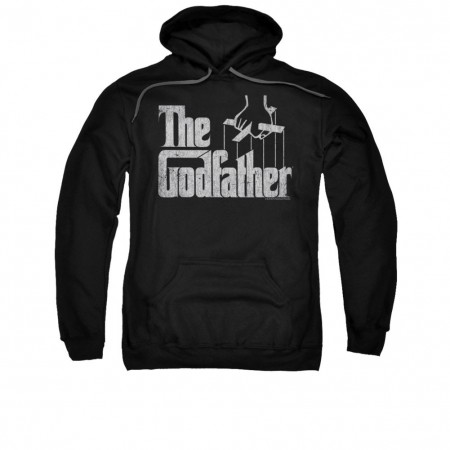 The Godfather Logo Black Pullover Hoodie