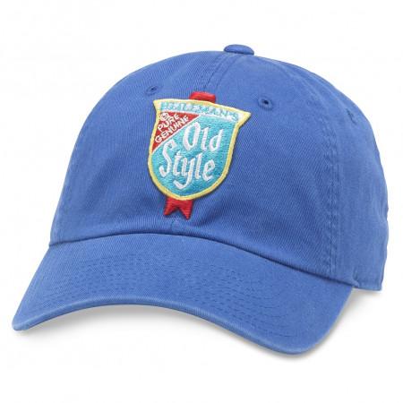 Olde Style Adjustable Sky Blue Strapback Hat