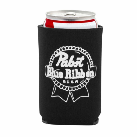 Pabst Blue Ribbon Glow In The Dark Can Cooler