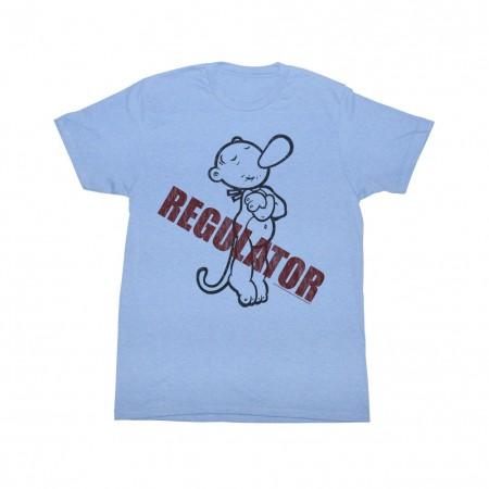 Popeye Regulator T-Shirt