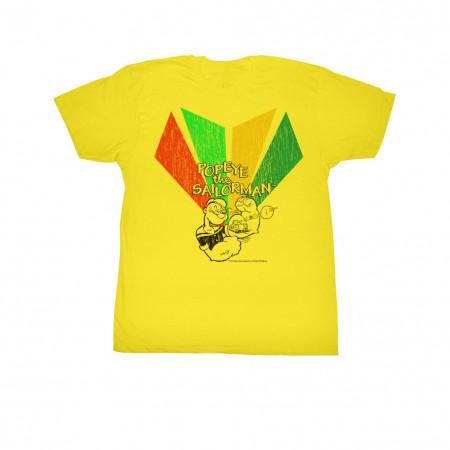Popeye Pop Flex T-Shirt