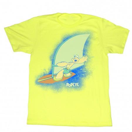 Popeye Sailin On T-Shirt