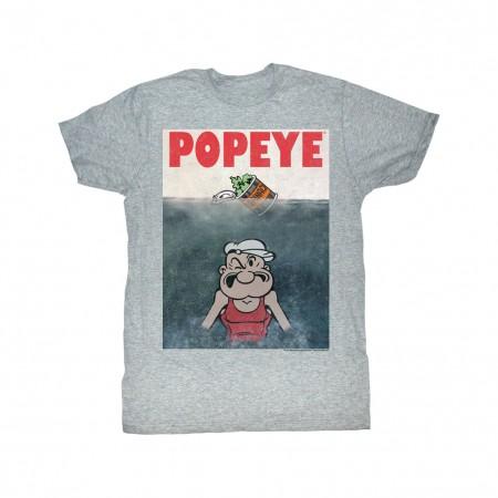 Popeye Beware Of Popeye T-Shirt