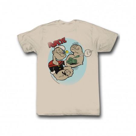 Popeye Tattoos T-Shirt