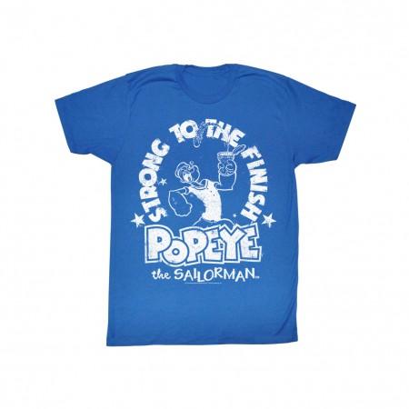 Popeye Whiteness T-Shirt