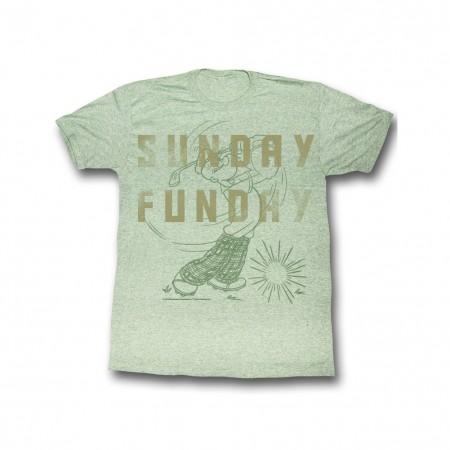 Popeye Sunday T-Shirt