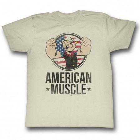 Popeye Muscle T-Shirt