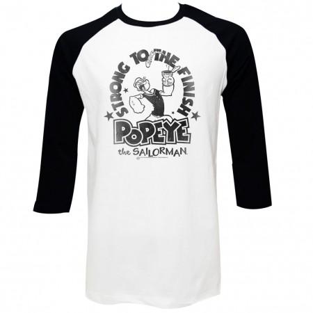 Popeye Strong Finish T-Shirt