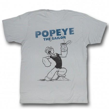Popeye Four Sail T-Shirt