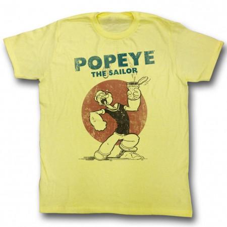 Popeye Still4Sail T-Shirt