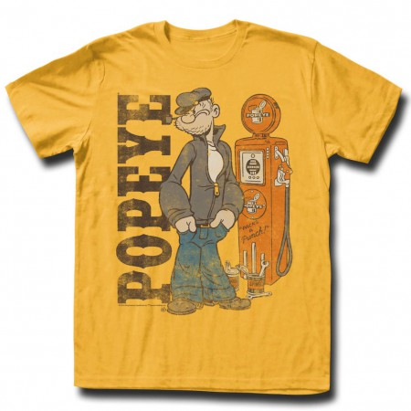Popeye Idk T-Shirt