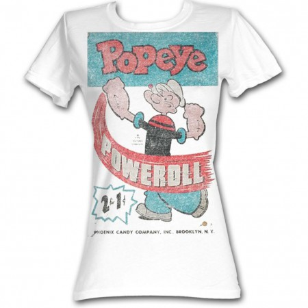Popeye Poweroll T-Shirt