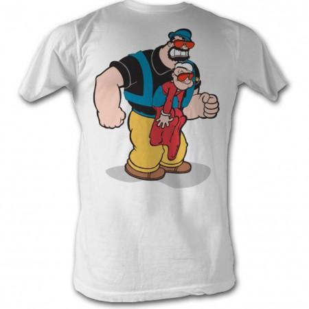 Popeye Pappa Brutus T-Shirt
