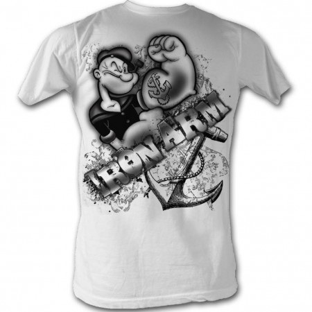 Popeye Iron Arm T-Shirt