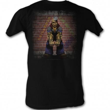Popeye Serious Popeye T-Shirt