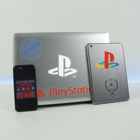 PlayStation Gadget Decals