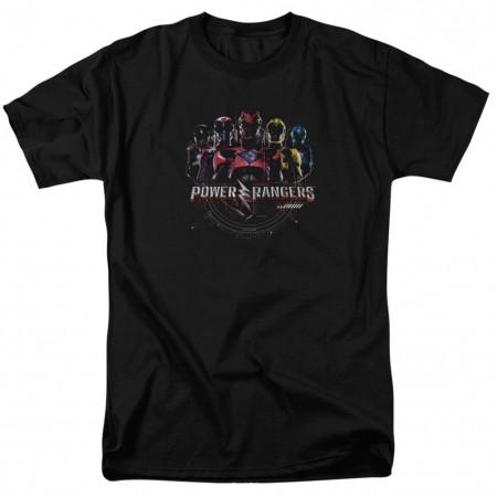 Power Rangers Heroes Tshirt