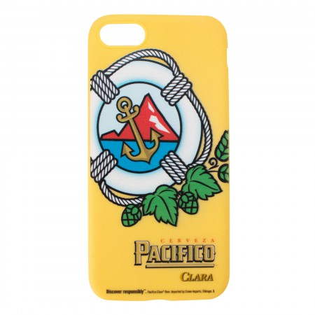 Pacifico iPhone 7 Rubberized Phone Case
